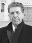 ca, nhạc sĩ Leonard Cohen
