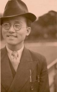 Hình chụp tại Paris, khoảng 1937-38