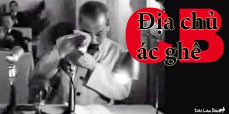 """HC Minh đóng kịch, giả vờ khóc - những giọt """"nước mắt cá Sấu"""" không thể che lấp cái dã tâm độc ác bên trong một con người Cộng sản!!!"""