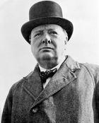 Winston Churchill (cựu Thủ Tướng Anh quốc)