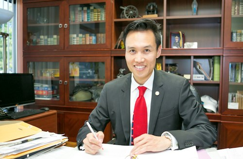 Bao Nguyen, Thị trưởng Garden Grove