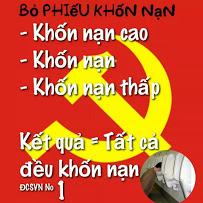 """""""Búa Liềm"""" tượng trưng cho lá Cờ của Cộng Sản! [posted by tunhan]"""
