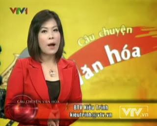 Một chương trình nói về Văn Hóa của VTV (?)[Posted by tunhan]