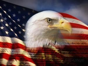 Hình ảnh biểu tượng của nước Mỹ, [Trích đăng  Internet - posted by tunhan]