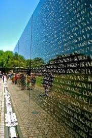 A-Black memorial wall